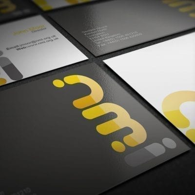 A brand design and development project for the National Micro-electronics Institute.