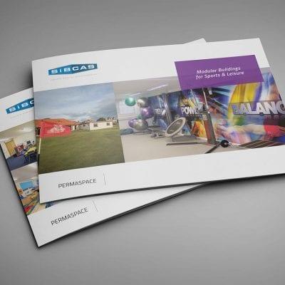 Brochure design and publishing services – Sibcas, Scotland.